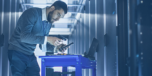 tech projects data management