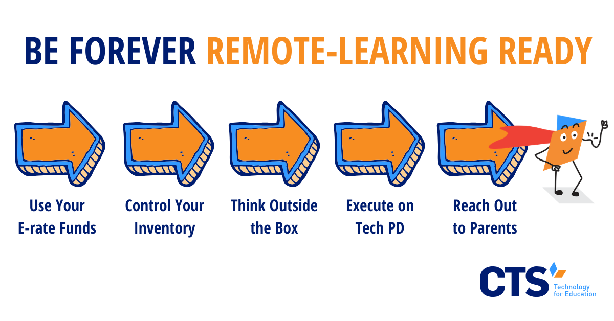 How to Keep Your School Ready for Remote Instruction