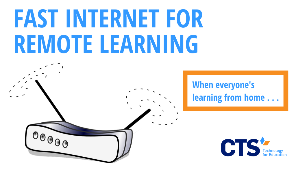 How to Speed Up Your Internet During Remote Learning