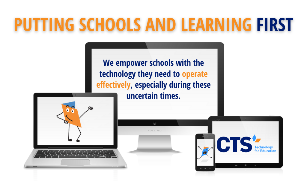 CTS Shines in Device Procurement for Schools Scrambling to Implement Remote Learning