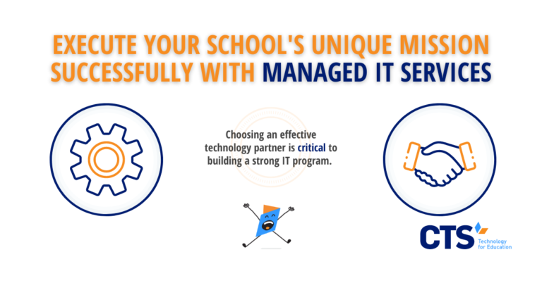 How Managed IT Services Support School Technology Infrastructure