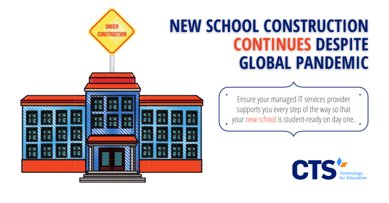 How IT Service Providers Have Continued Supporting New School Construction
