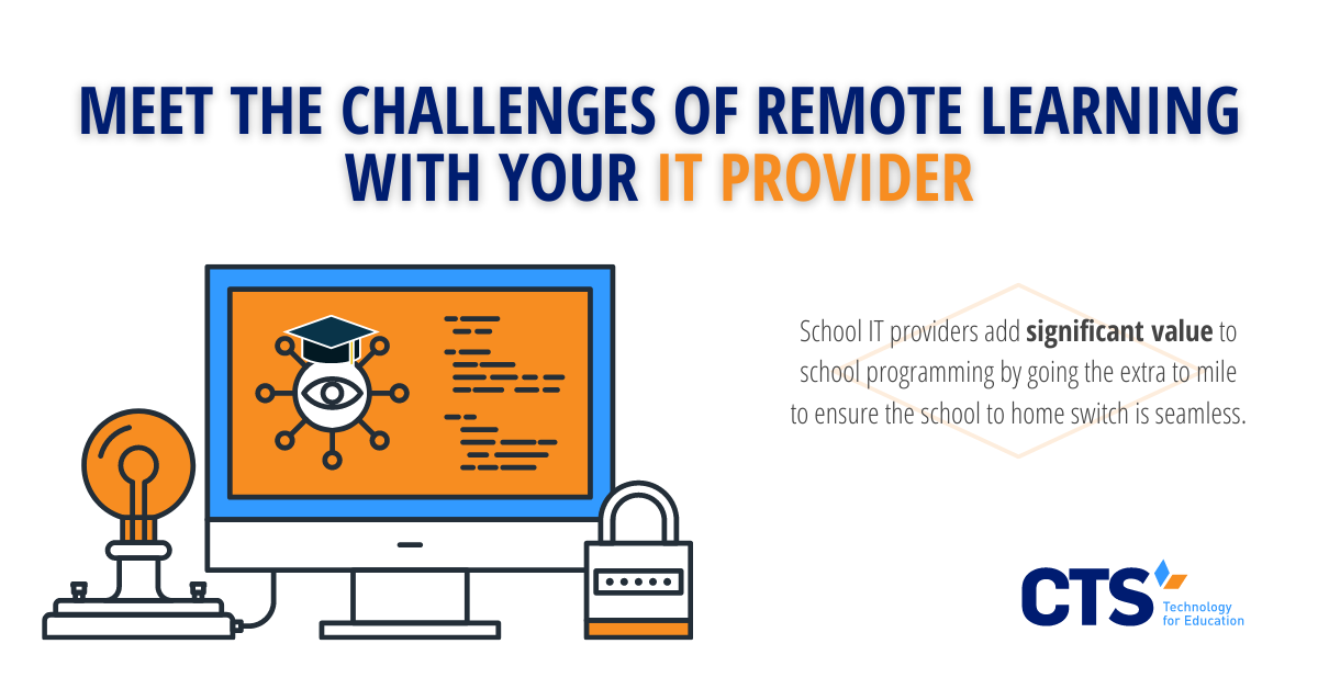 How School IT Providers are Meeting the Challenge of Remote Learning