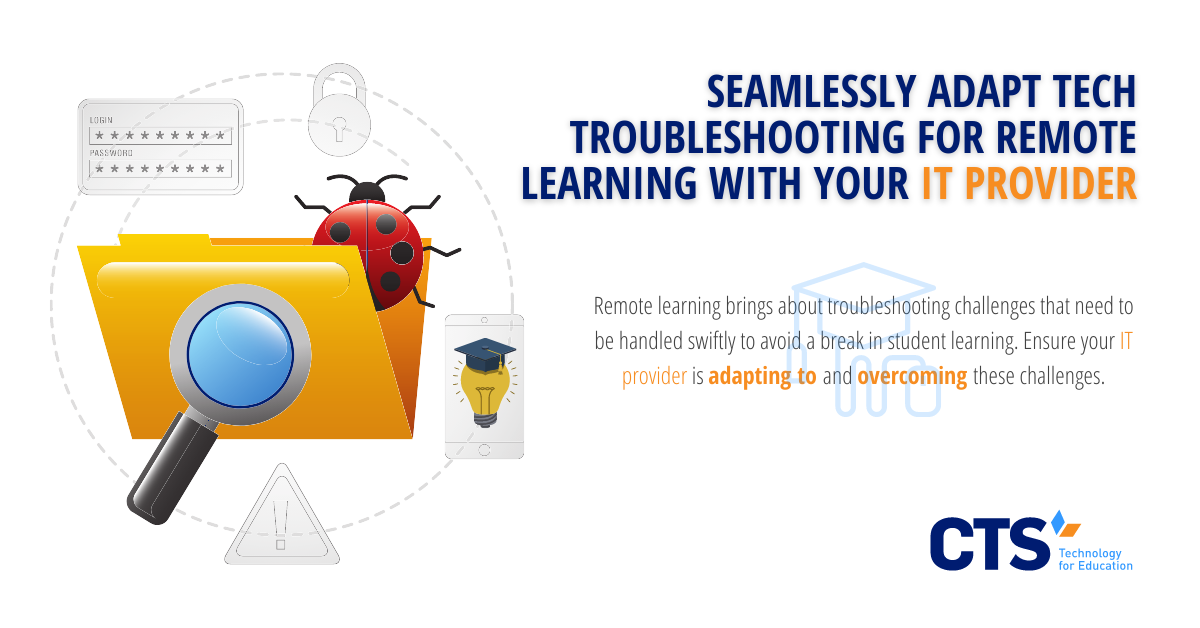 How IT Service Providers Have Adapted Troubleshooting for Remote Learning