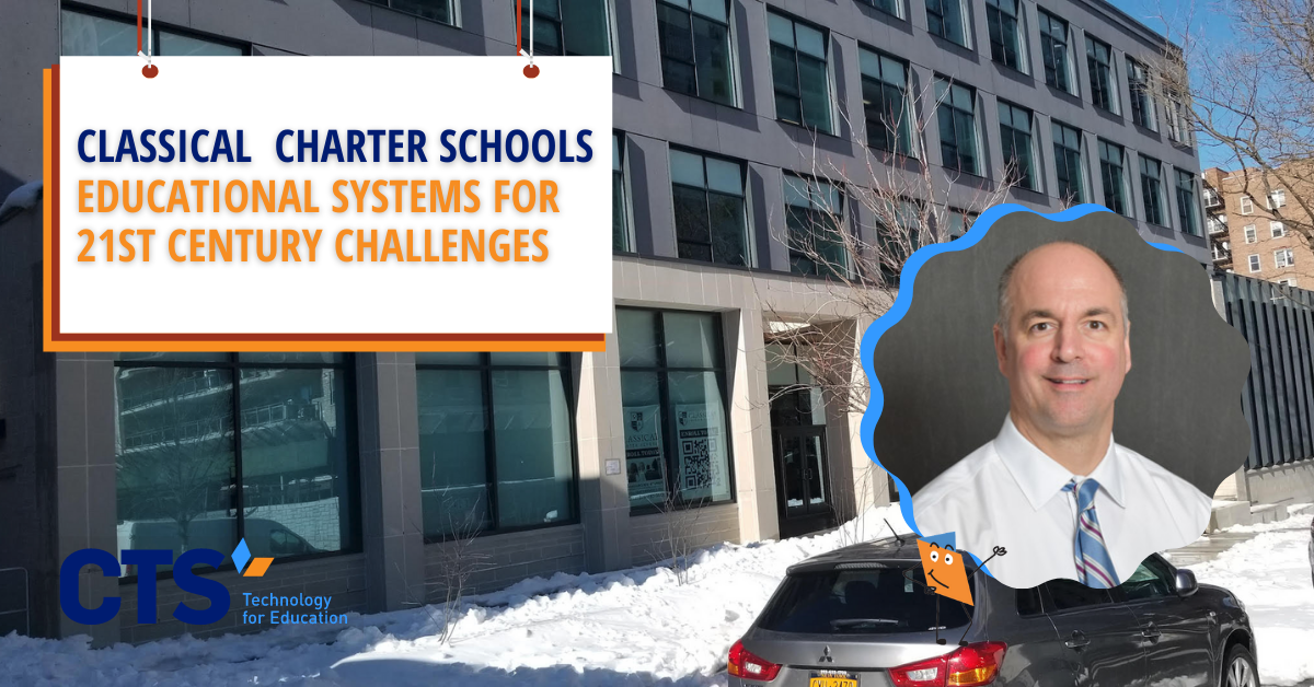 Interview with Lester Long of Classical Charter Schools