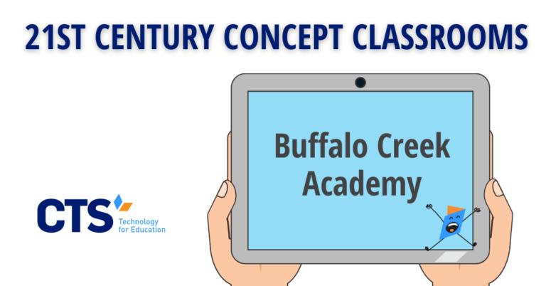 Case Study: Buffalo Creek Academy—Creating 21st Century Concept Classrooms