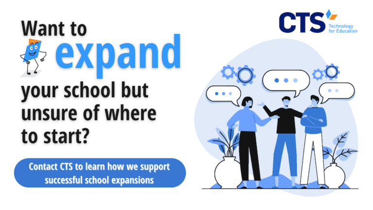 How CTS Supports School Expansions