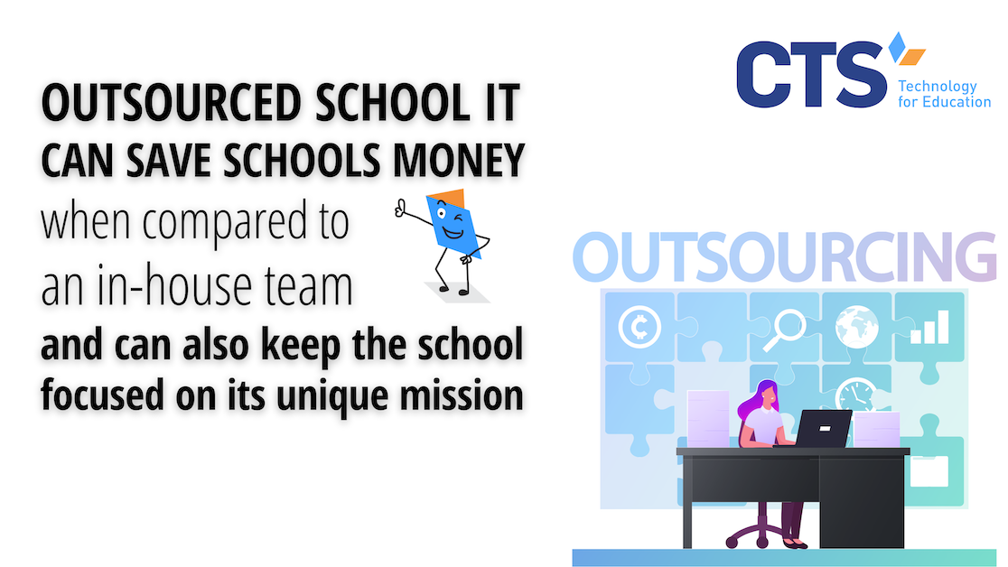 How Outsourced School IT Saves Schools Money
