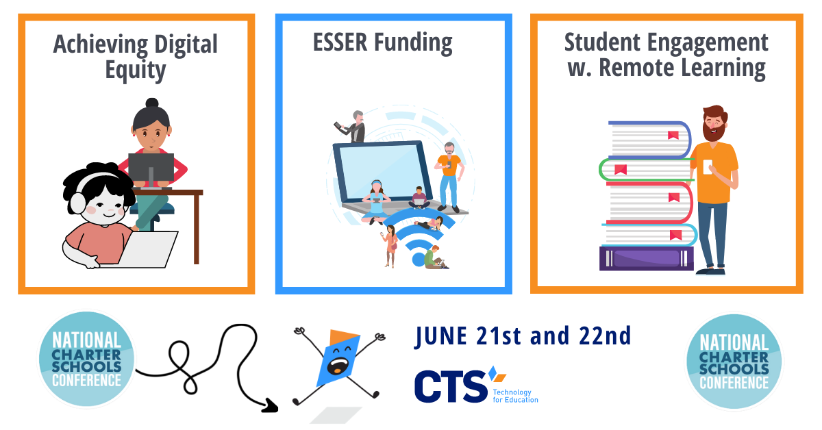 June 21-22: Digital Equity, ESSER, Student Engagement in a Remote Learning Environment