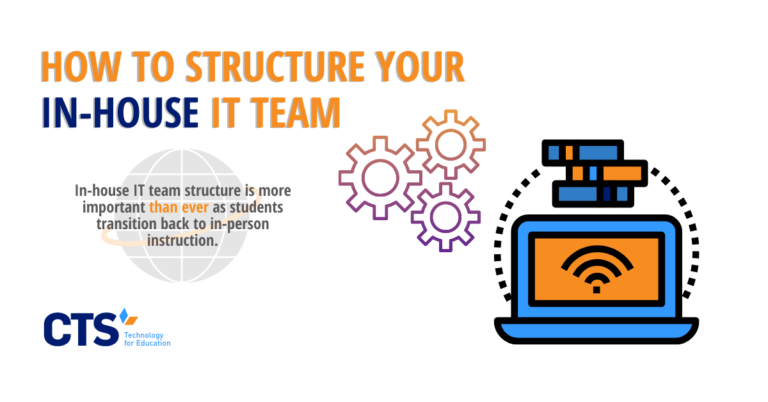 How to Structure Your In-house IT Team