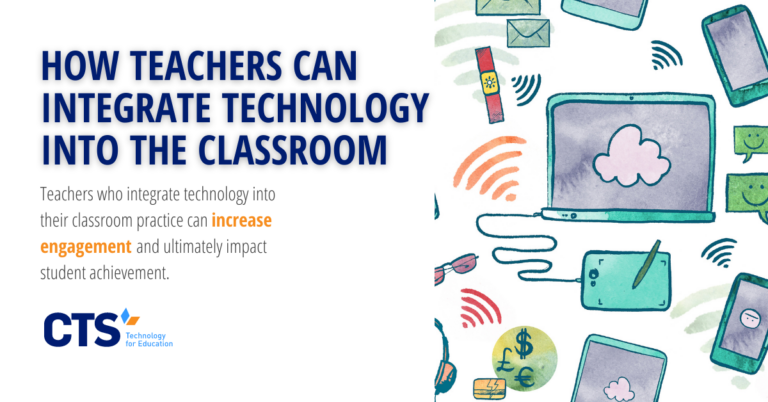 How Teachers Can Integrate Technology into the Classroom