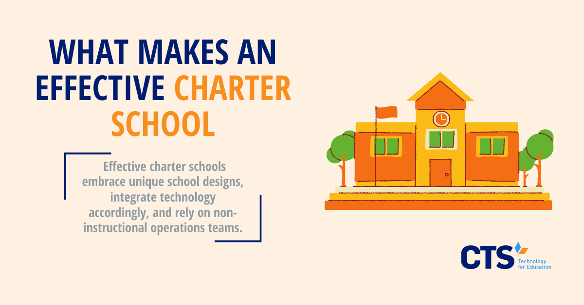 What Makes an Effective Charter School