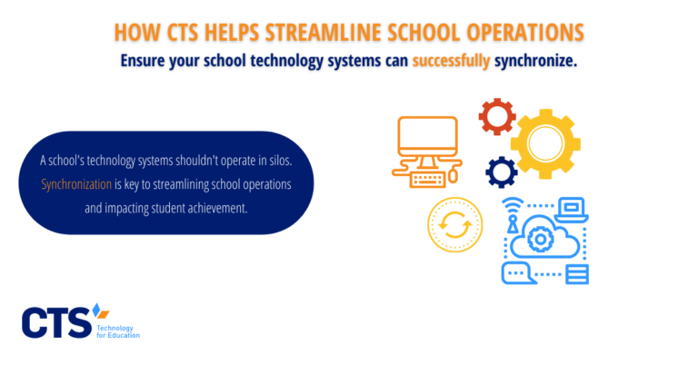 How CTS Helps Streamline School Operations