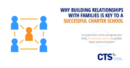 Successful charter schools build strong relationships with students' families.